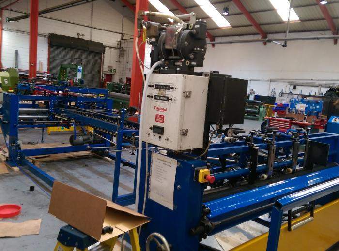 2200MM KIRBY AUTOMATIC GLUER