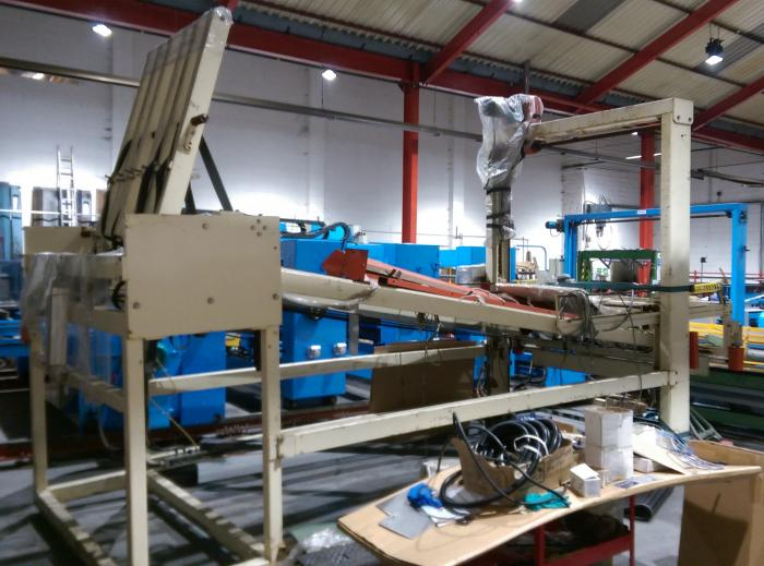 1600MM STACKER FOR BOBST PRINTER